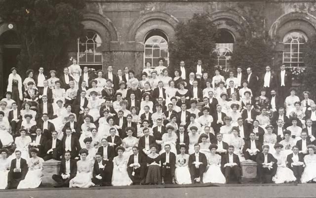 Worcester College Ball 1908