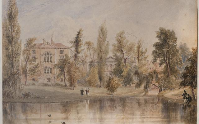 provosts lodgings by j m ince
